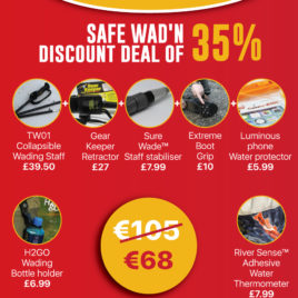 Safe Wading discount deal